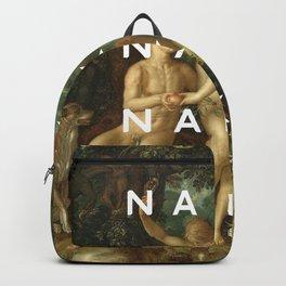 Nakey Nakey Backpack