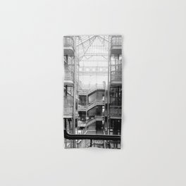Bradbury Building, Downtown Los Angeles Hand & Bath Towel