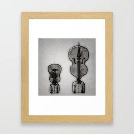 Six Songs Too Framed Art Print