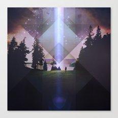 Star Walk Canvas Print