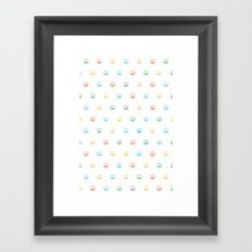 groundsignal-1 Framed Art Print