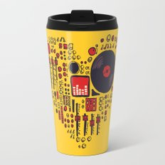 Music in every heartbeat Travel Mug