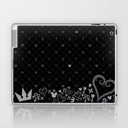 Kingdom Hearts BG Laptop & iPad Skin