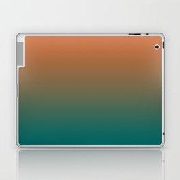 Quetzal Green Meerkat Gradient Pattern Laptop & iPad Skin