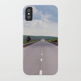 2007 - We Are On A Road To Nowhere (High Res) iPhone Case