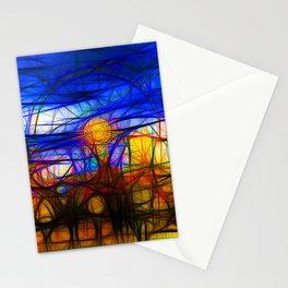 Fairground Stationery Cards