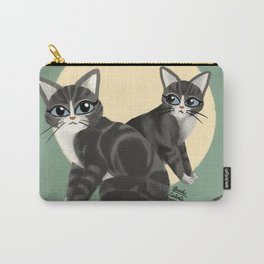Lovely kitties Carry-All Pouch