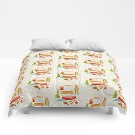 Morrison Lake Canadian Cottage Pattern Comforters