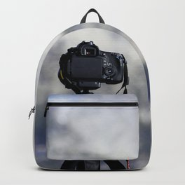 Canon on a Cliff Backpack