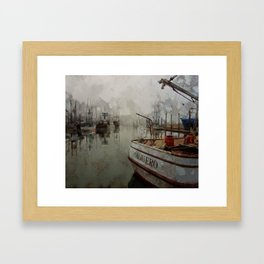 Aguero Framed Art Print