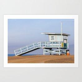 Venice Beach III Art Print