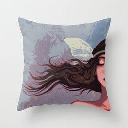Liea (graphic edition)  Throw Pillow
