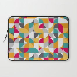 vector Design Deco. Laptop Sleeve