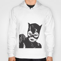 selena Hoodies featuring I Don't Know About You Miss Kitty But I'm Feeling...So Much Yummier. by Bri Sherwood
