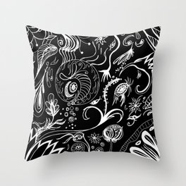Natura Throw Pillow