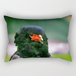 Bateleaur Eagle Rectangular Pillow