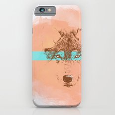 The Blue Eyed Wolf iPhone 6s Slim Case