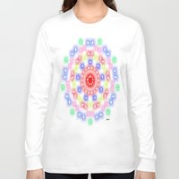 ferris wheel Long Sleeve T-shirts featuring Ferris Wheel by SBHarrison