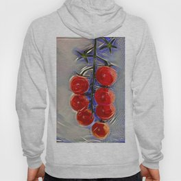 Cherry tomatoes on a branch Hoody
