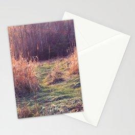 Fantasy Field Stationery Cards