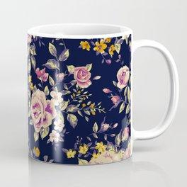 Rose pattern 3 Coffee Mug