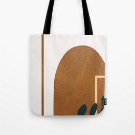 Modern Abstract Art 50 Tote Bag