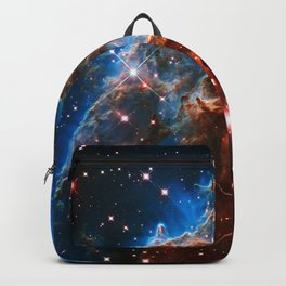 Monkey Head Nebula Backpack