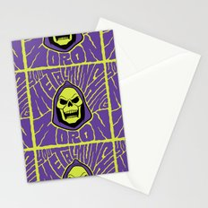 Metal Muncher Stationery Cards