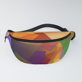 The dark dot Fanny Pack