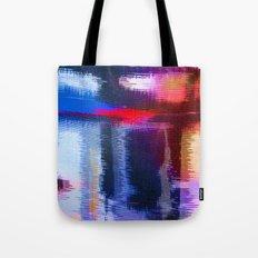Splat Fabric Tote Bag