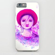 Sad Purple iPhone 6s Slim Case