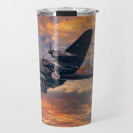 Lancaster Bomber Travel Mug