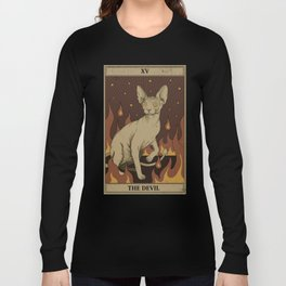 The Devil Long Sleeve T-shirt
