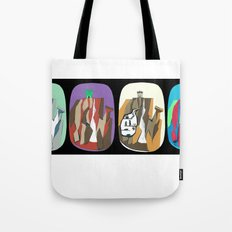 Grayskull, smurf, Thunder and Vigilante Falls Tote Bag