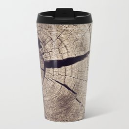 Cracks in Time Travel Mug