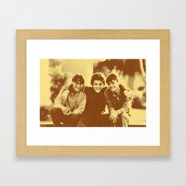 The Wonder Years Framed Art Print