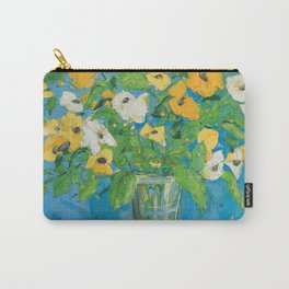 Love Your Sunny Disposition Carry-All Pouch