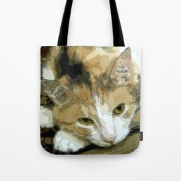 My book Collection Peanut & Lily Tote Bag