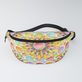 Birthday Party Polka Dots Fanny Pack