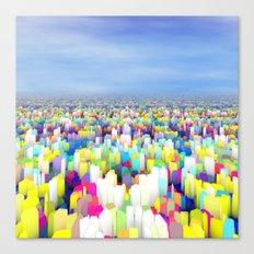 Infinite Horizon Canvas Print