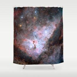 Nebula Shower Curtain