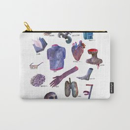 survival kit for human beings Carry-All Pouch