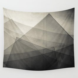 Abstract 221 Wall Tapestry