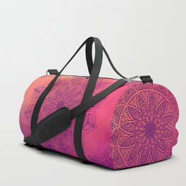 Happy Mandala Duffle Bag