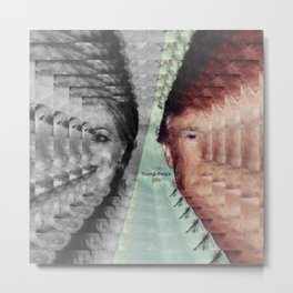 Vote Trump-Pence 2016 Metal Print