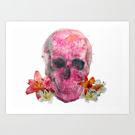 Pretty Reckless  Art Print