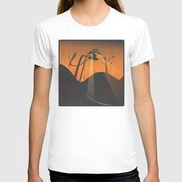 the war of the eyes T-shirt