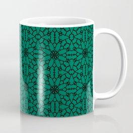 Lush Meadow Lace Coffee Mug