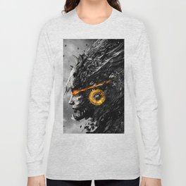 Warrior Angel Long Sleeve T-shirt