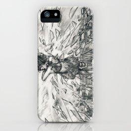 Shattered Abandon iPhone Case